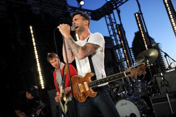 Maroon 5, Адам Левайн_2