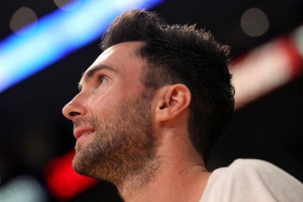 Maroon 5, Адам Левайн_5
