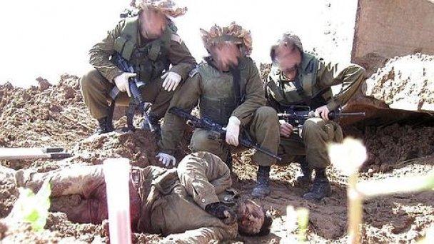 Фото ізраїльських солдатів_1