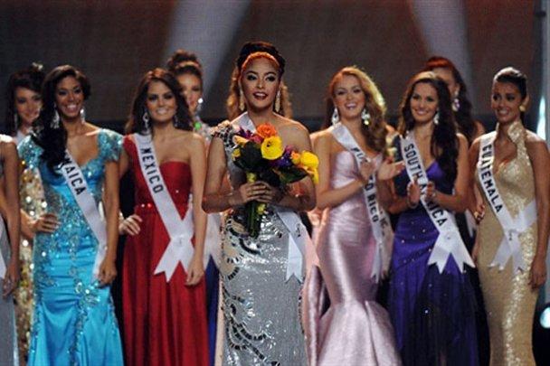 """Конкурс краси """"Міс Всесвіт-2010"""" у Лас-Вегасі"""