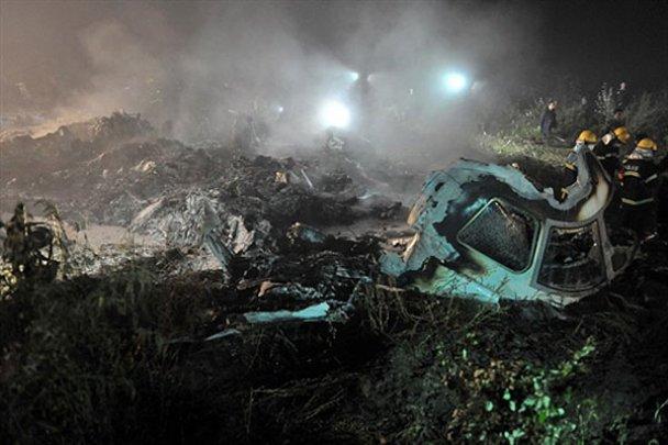 Авіакатастрофа літака Embraer E-190 Henan Airlines_2