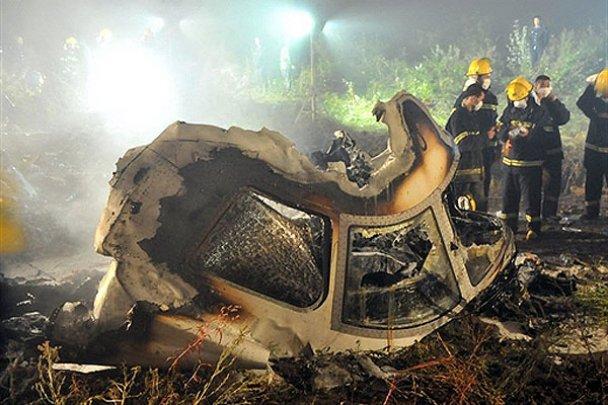 Авіакатастрофа літака Embraer E-190 Henan Airlines_3