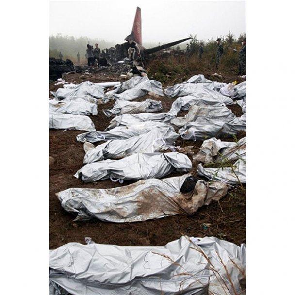 Авіакатастрофа літака Embraer E-190 Henan Airlines_6