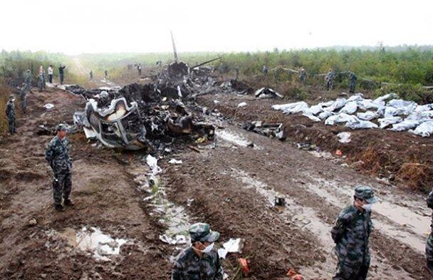 Авіакатастрофа літака Embraer E-190 Henan Airlines_7