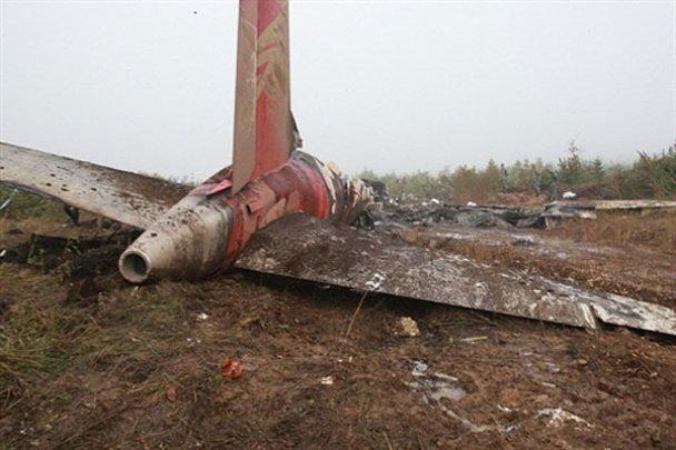 Авіакатастрофа літака Embraer E-190 Henan Airlines_14