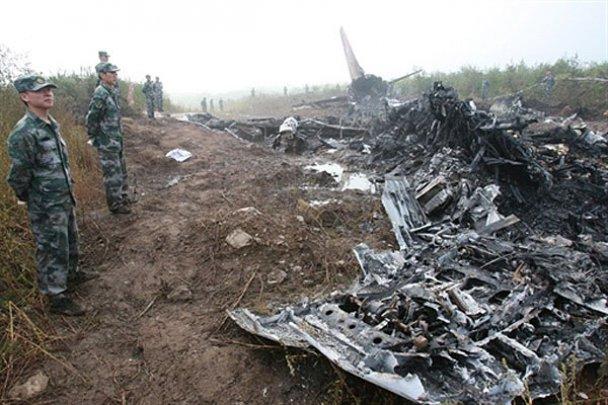 Авіакатастрофа літака Embraer E-190 Henan Airlines_18