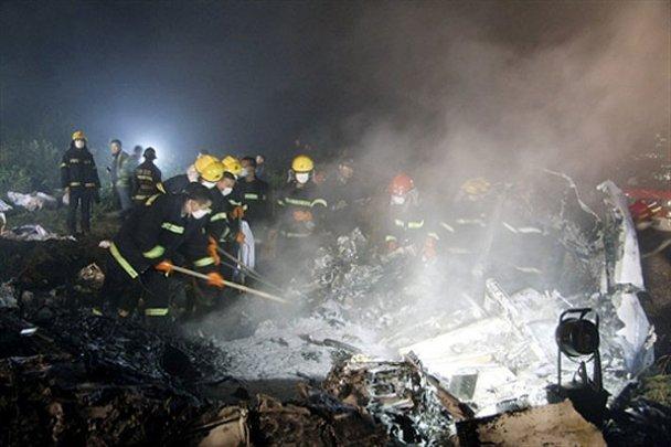 Авіакатастрофа літака Embraer E-190 Henan Airlines_24