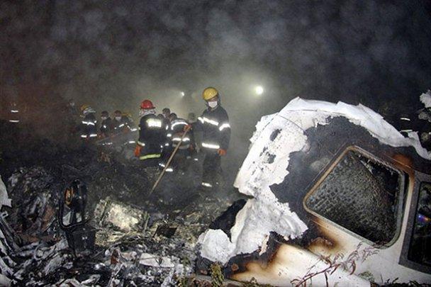 Авіакатастрофа літака Embraer E-190 Henan Airlines_25