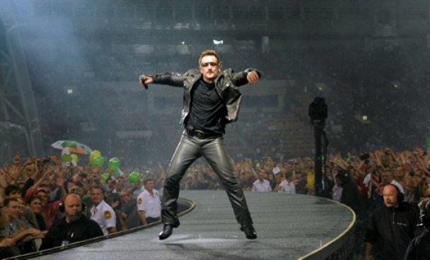 Концерт U2 у Росії