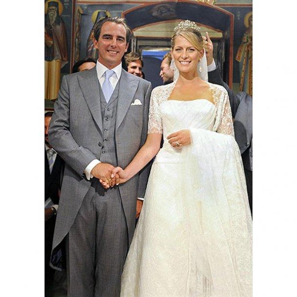Велике королівське весілля у Греції