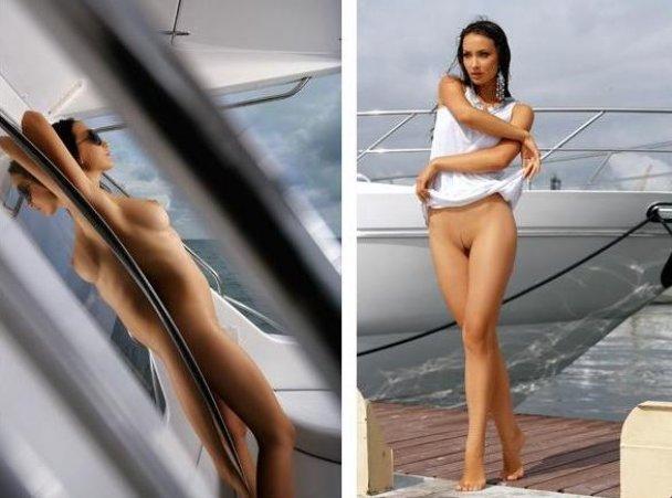 Олена Фесуненко в Playboy_1