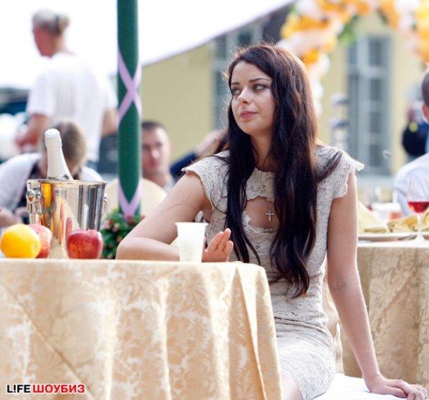 Марина Александрова пішла з театру через вагітність