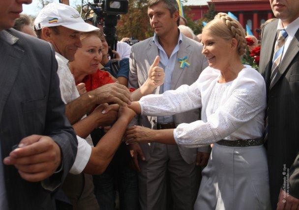 Тимошенко змінила імідж_2
