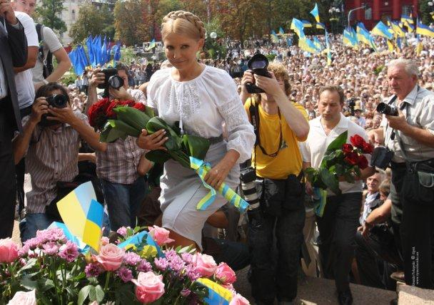 Тимошенко змінила імідж_3