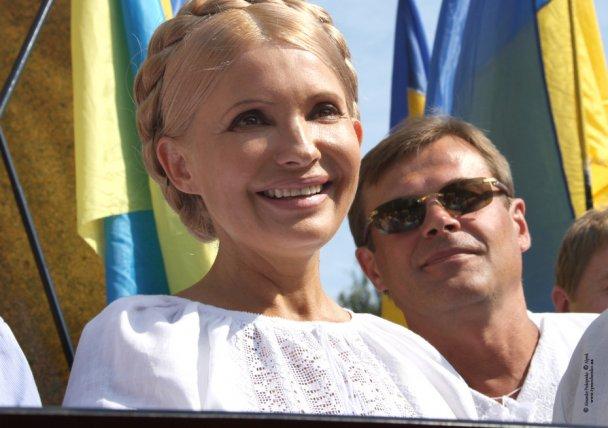 Тимошенко змінила імідж_6