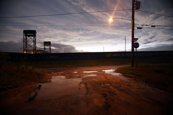 У США згадують жертв урагану Катріна