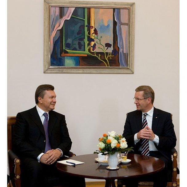 Віктор Янукович у Німеччині_2