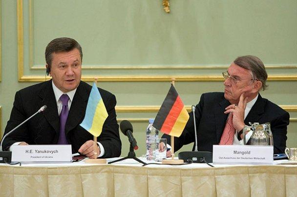Віктор Янукович у Німеччині_5