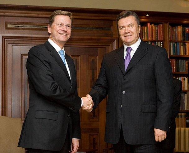 Віктор Янукович у Німеччині_6