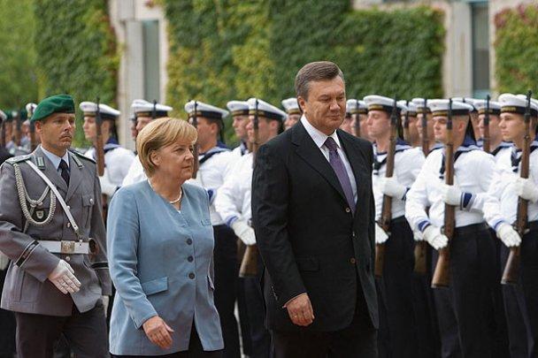 Віктор Янукович у Німеччині_10