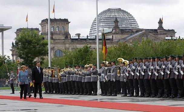Віктор Янукович у Німеччині_11