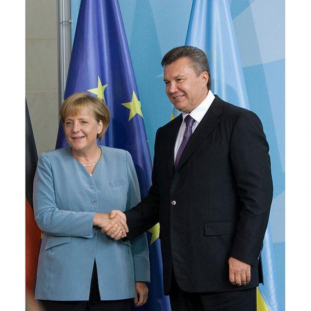 Віктор Янукович у Німеччині_17