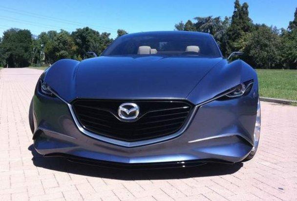 Концепт-кар Mazda Shinari_9