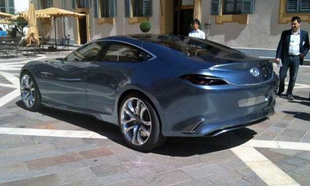 Концепт-кар Mazda Shinari_10