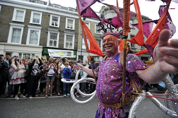 Карнавал Ноттінг Хілл у Лондоні_6