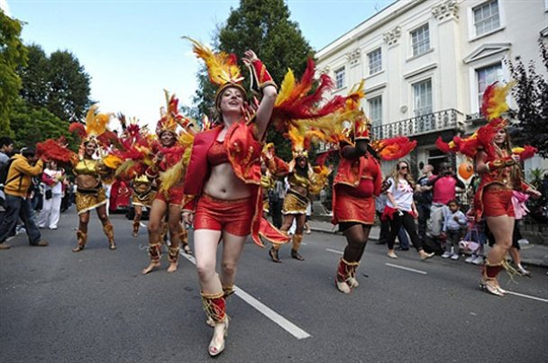 Карнавал Ноттінг Хілл у Лондоні_10