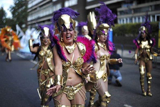 Карнавал Ноттінг Хілл у Лондоні_13