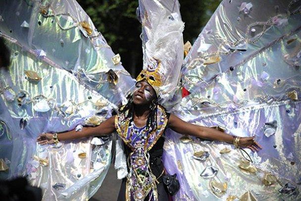 Найбільший у Європі карнавал пройшов у Лондоні