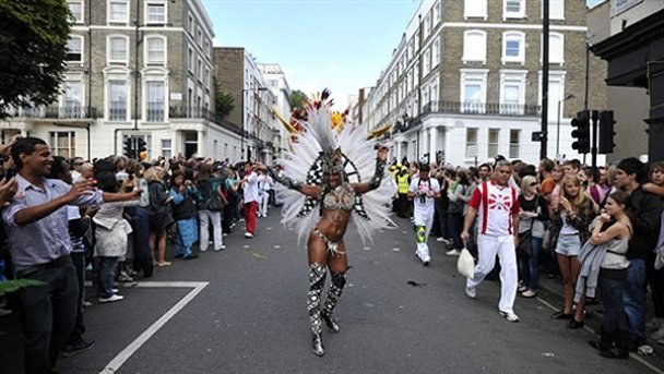 Карнавал Ноттінг Хілл у Лондоні_21