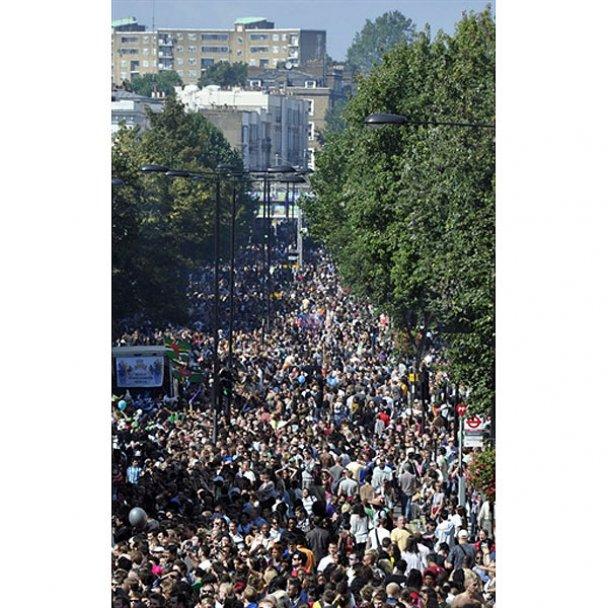 Карнавал Ноттінг Хілл у Лондоні_22
