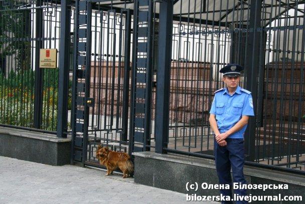 Акція під посольством РФ_3