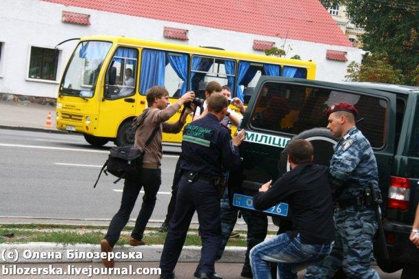 Акція під посольством РФ_11