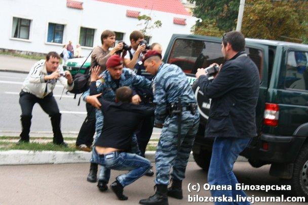 Акція під посольством РФ_12