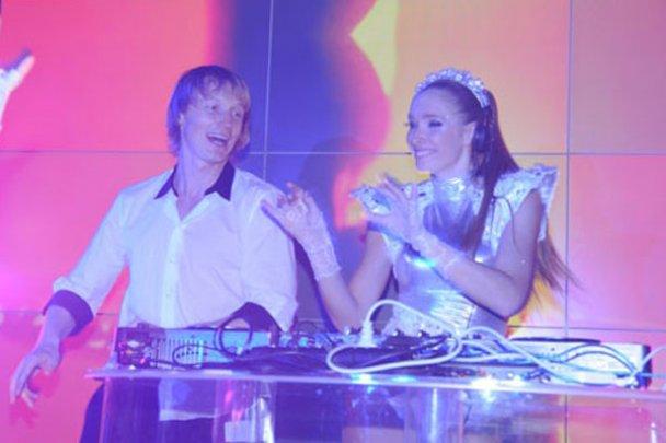 Андрій Гусін відповів за танці