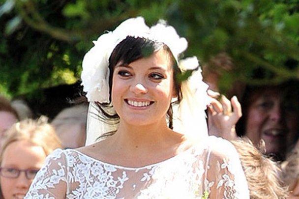 Весілля Лілі Аллен і Сема Купера_6