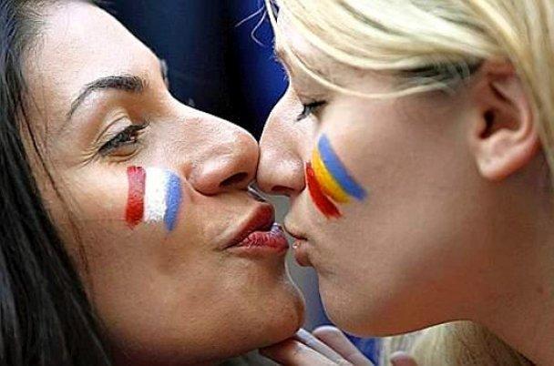 Обличчя Євро-2012. Дівчата. Груповий етап_2