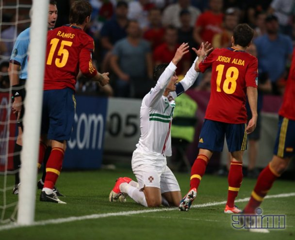 Португалія - Іспанія