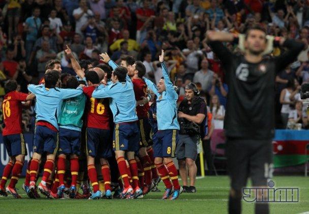 Португалія - Іспанія. Післяматчеві пенальті_10