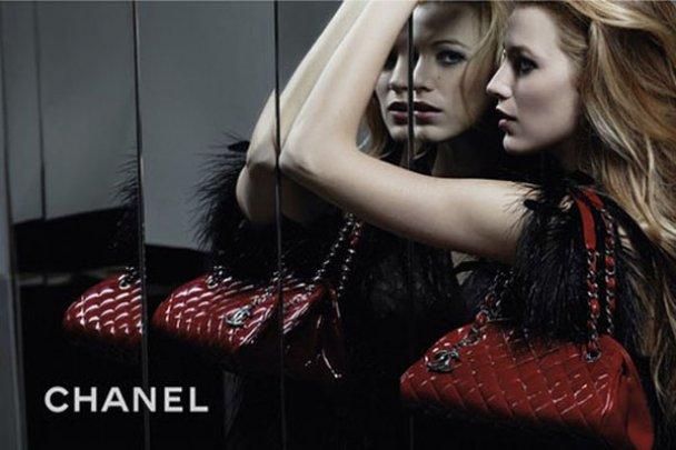 Chanel Mademoiselle з Блейк Лайвлі_2