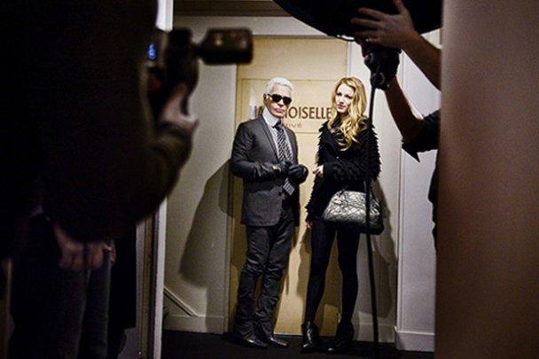 Chanel Mademoiselle з Блейк Лайвлі_6