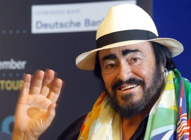 Лучано Паваротті