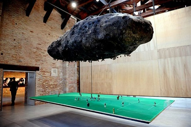 Мільярдер Піно показав Європі сучасне мистецтво