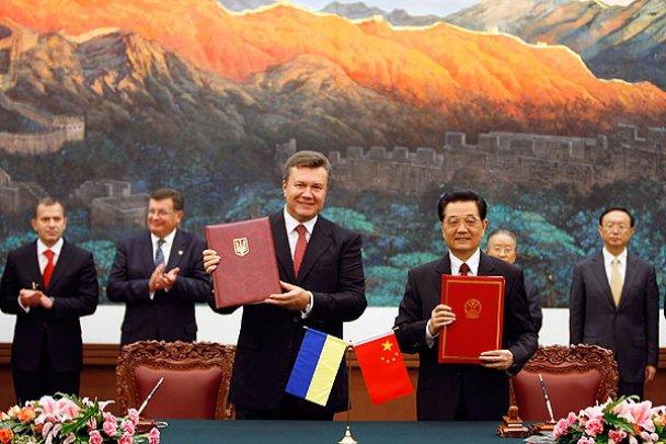 Візит Віктора Януковича до Китаю_9