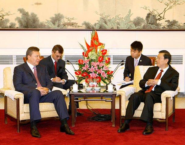Візит Віктора Януковича до Китаю_11