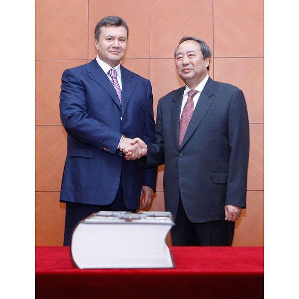 Візит Віктора Януковича до Китаю_17