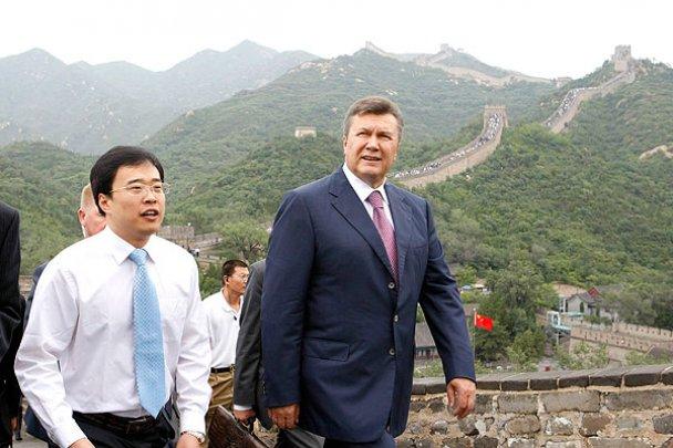 Візит Віктора Януковича до Китаю_18